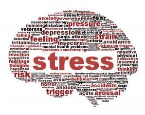 stress depressie symptomen