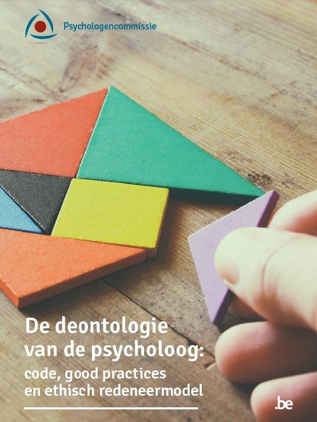 Deontologie van de psycholoog.